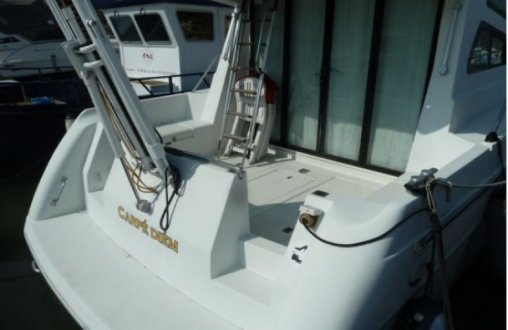 Bootsverleih Arcoa 1107 Yacht flybrige Les Roches-de-Condrieu Samboat