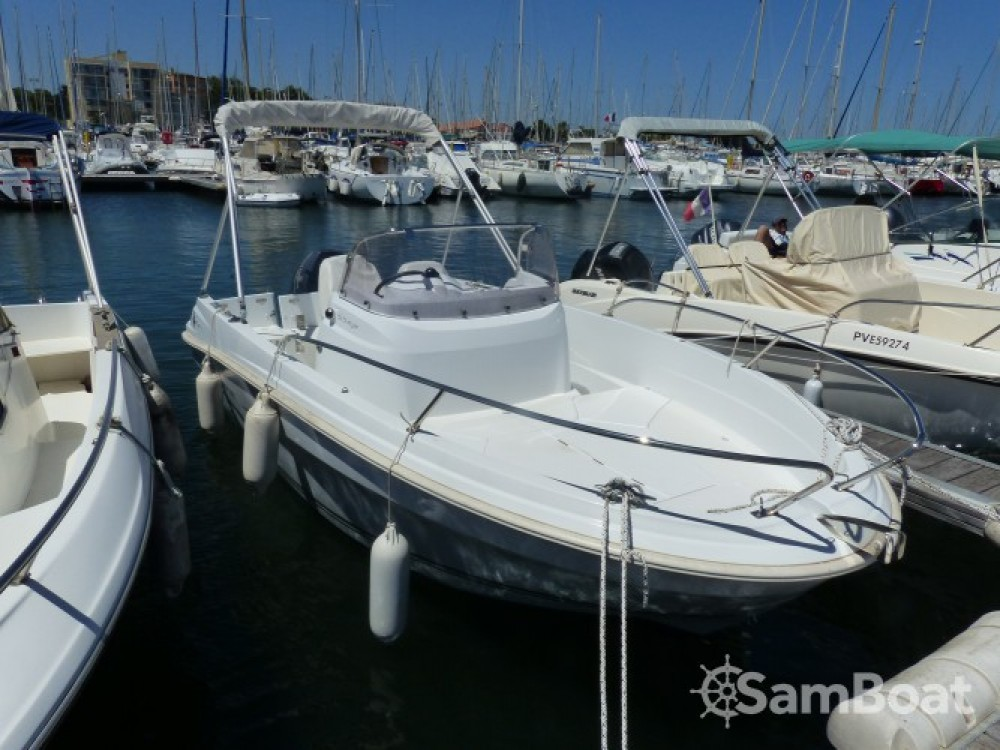 Bootsverleih Jeanneau Cap Camarat 5.5 CC Serie 2 Saint-Cyprien Samboat