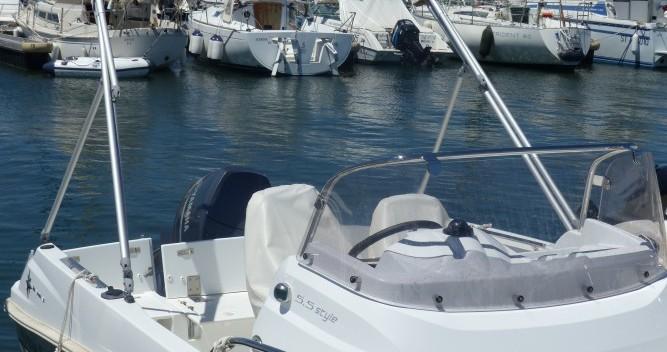 Motorboot mieten in Saint-Cyprien zum besten Preis
