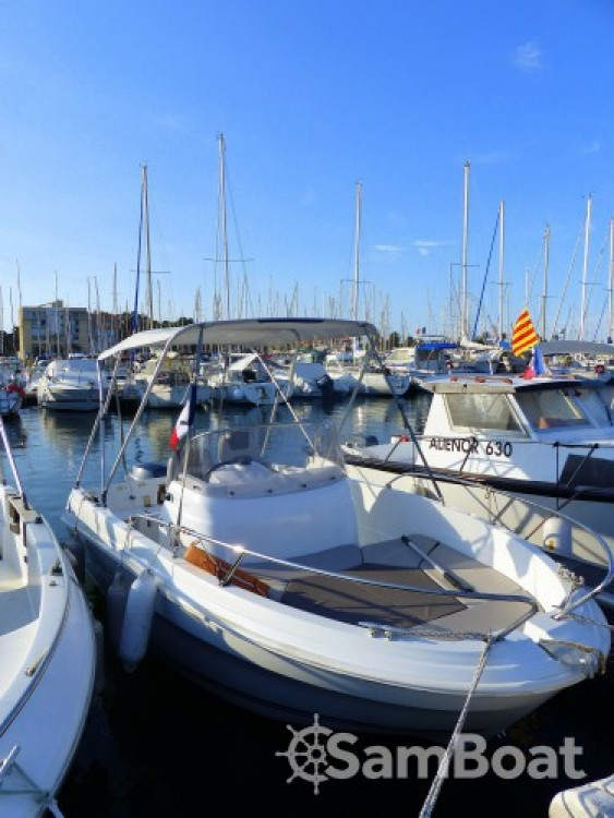 Bootsverleih Saint-Cyprien günstig Cap Camarat 5.5 CC Serie 2