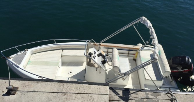 Sessa Marine Key Largo zwischen Privatpersonen und professionellem Anbieter L'Estaque