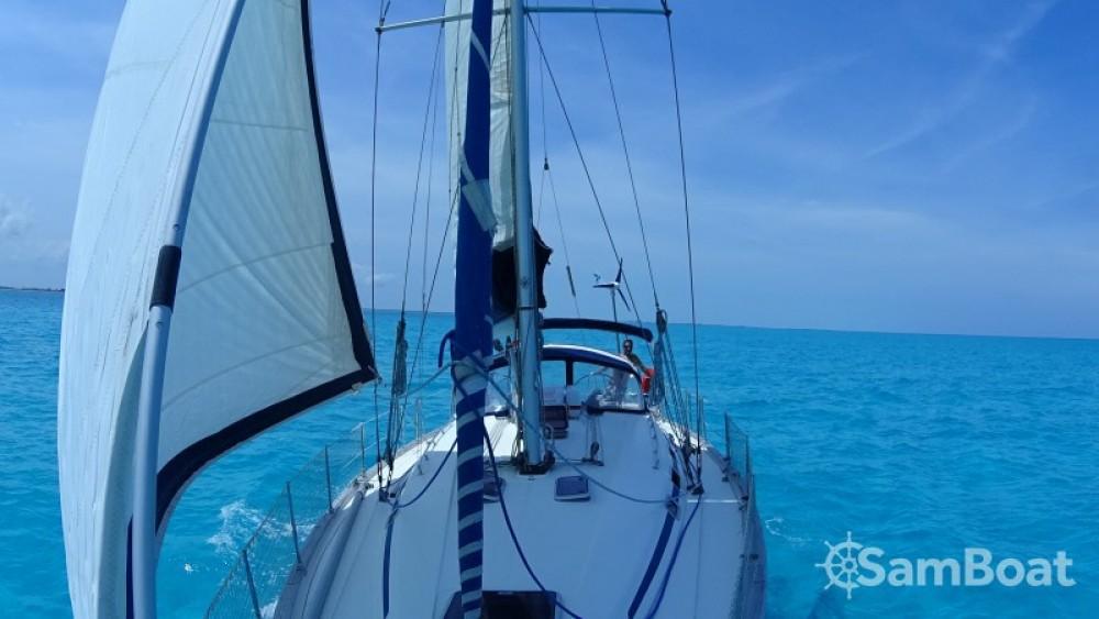 Segelboot mieten in Cancún - Bavaria Bavaria 44