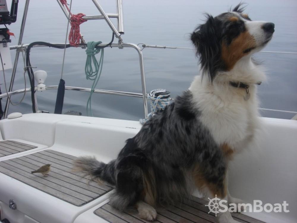 Segelboot mit oder ohne Skipper Bénéteau mieten in Arradon