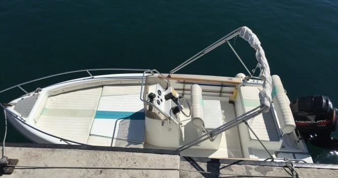 Motorboot mit oder ohne Skipper Sessa Marine mieten in L'Estaque