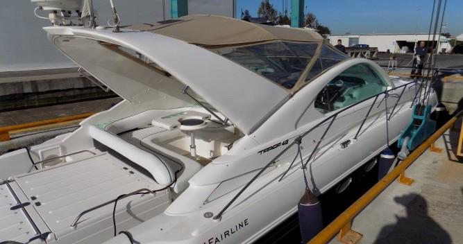 Motorboot mit oder ohne Skipper Fairline mieten in Port de Palma