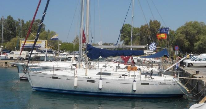 Segelboot mieten in Athen - Bénéteau Oceanis 390