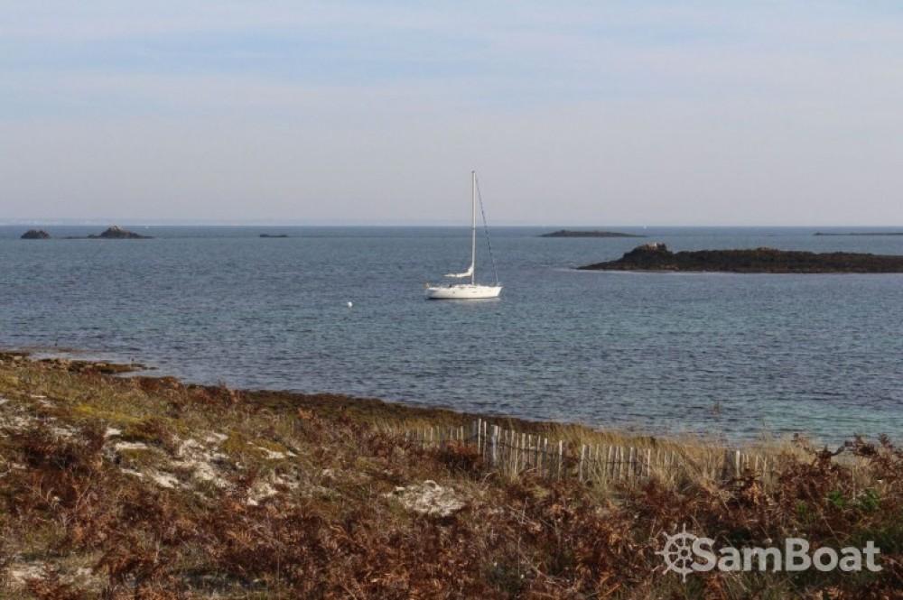 Bootsverleih Jeanneau Voyage 11.20 La Forêt-Fouesnant Samboat