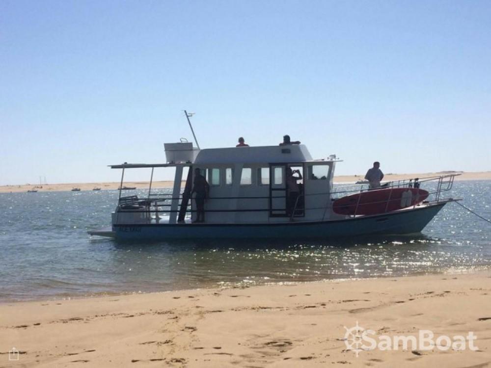 Bootsverleih Nomad 43 Lège-Cap-Ferret Samboat