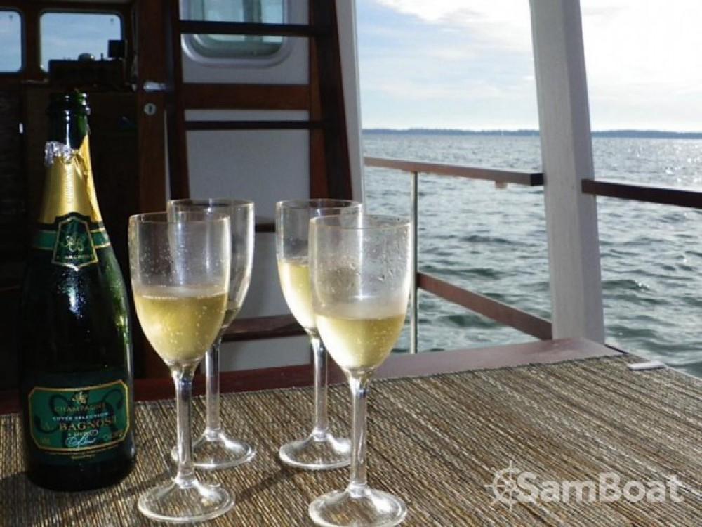 Yacht-Charter in Lège-Cap-Ferret - Nomad 43 auf SamBoat