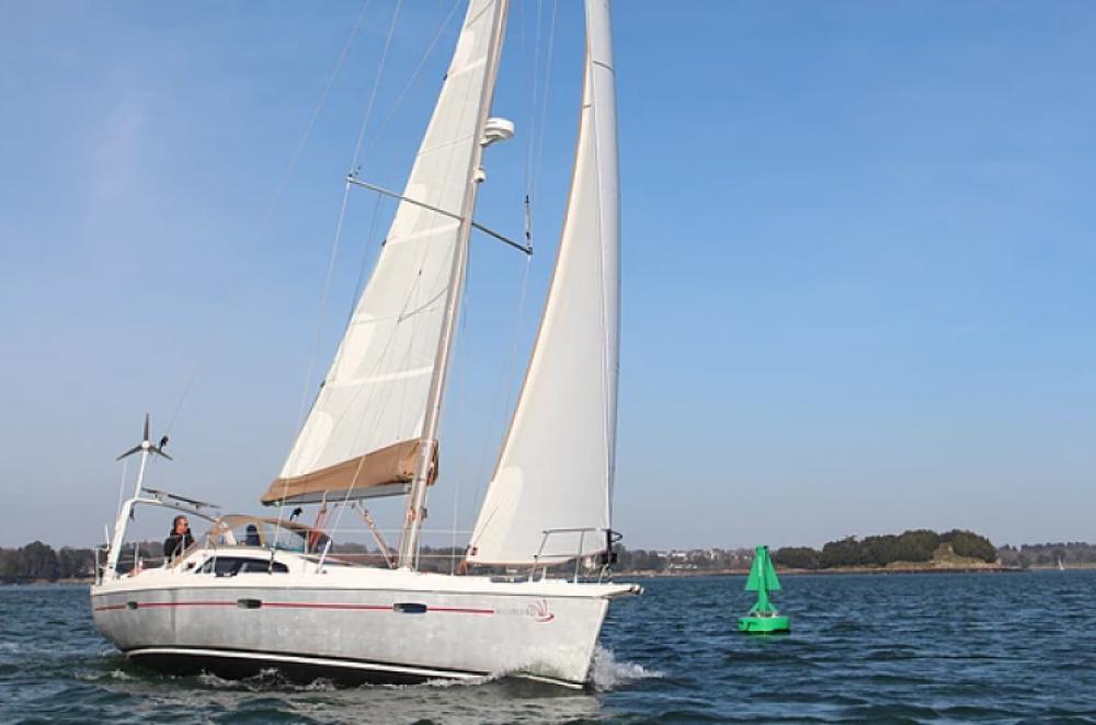 Segelboot mieten in Arradon zum besten Preis