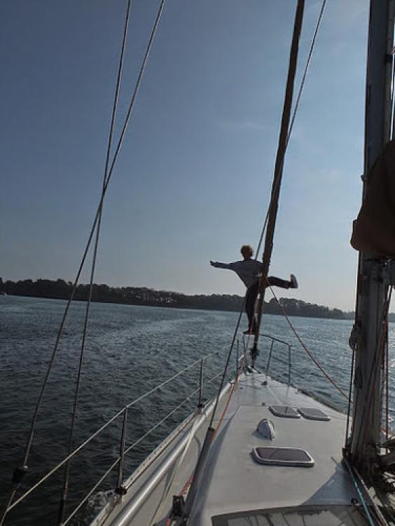 Segelboot mieten in Arradon - Allures 40