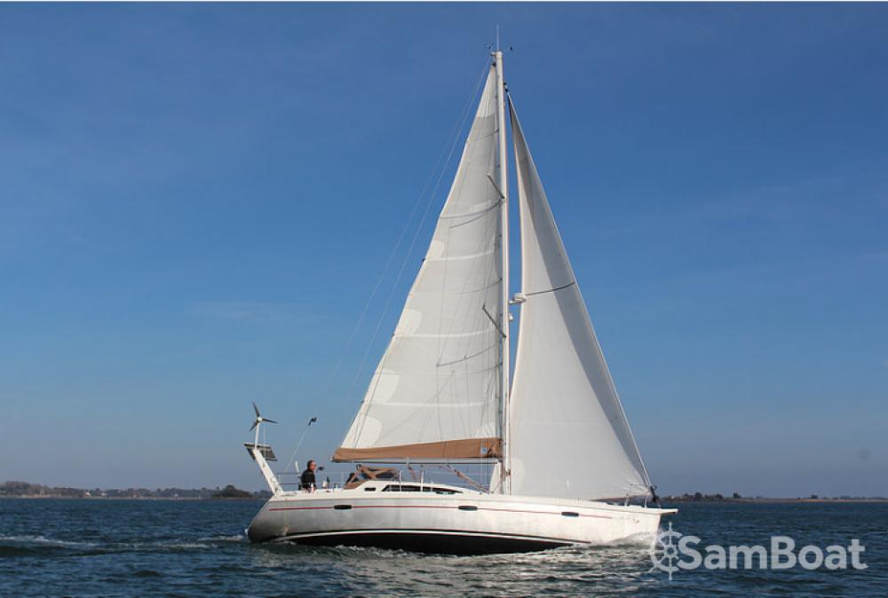 Vermietung Segelboot Allures mit Führerschein