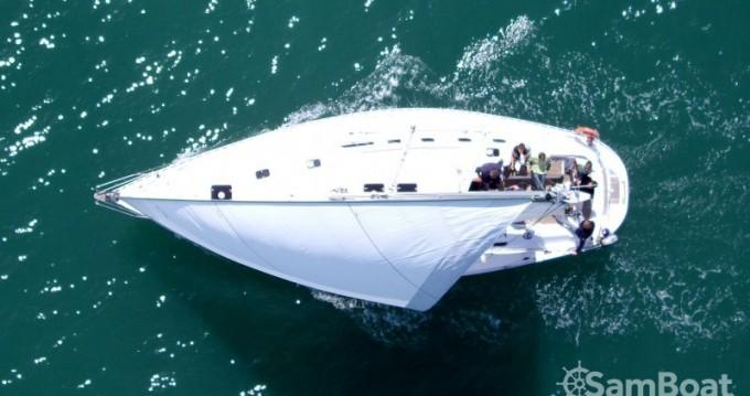 Bootsverleih Dufour Dufour 45 Classic Granville Samboat