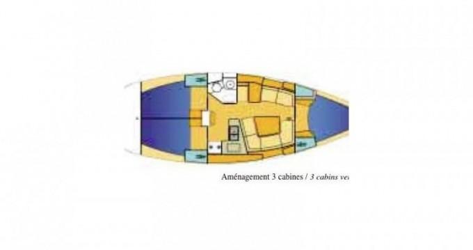 Bootsverleih Jeanneau Sun Fast 37 Granville Samboat
