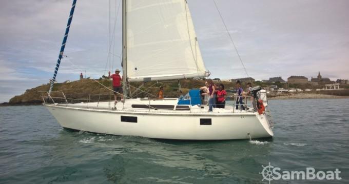 Ein Gibert Marine Gib Sea 126 mieten in Granville