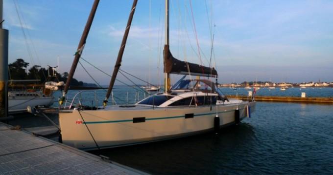 Bootsverleih Fora Marine RM 10.60 biquille Athen Samboat
