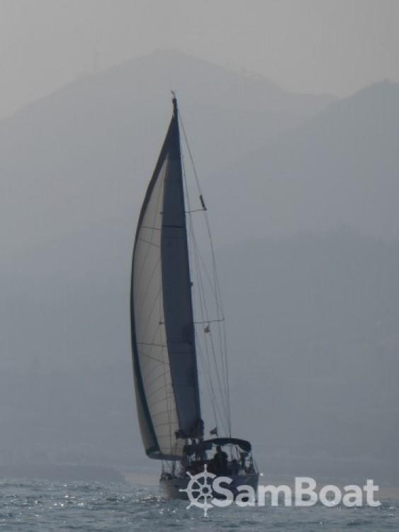 Segelboot mit oder ohne Skipper Jeanneau mieten in Hendaye