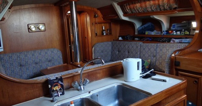 Yacht-Charter in Hendaye - Jeanneau Sun Legend 41 auf SamBoat