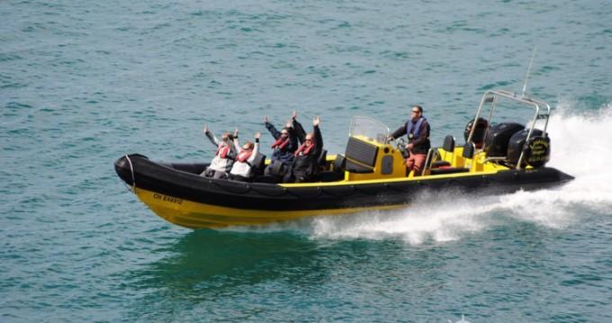 Schlauchboot mieten in Granville zum besten Preis