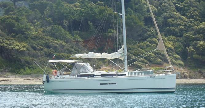 Dufour Dufour 375 Grand Large zwischen Privatpersonen und professionellem Anbieter Saint-Cyprien