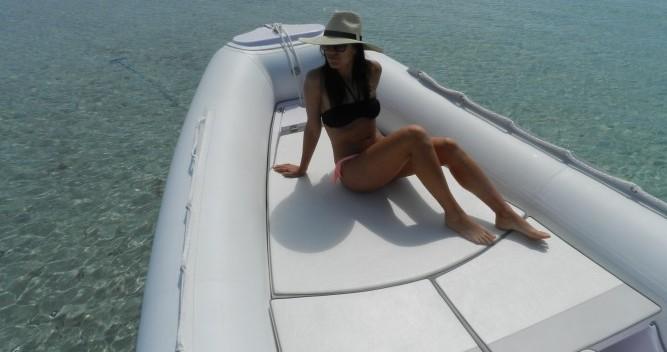 Schlauchboot mieten in Ibiza Town - Selva DS Evolution