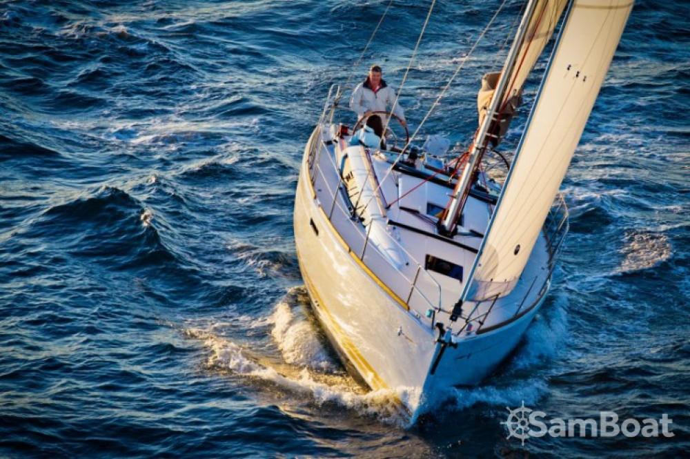 Bootsverleih Ajaccio günstig Sun Odyssey 379