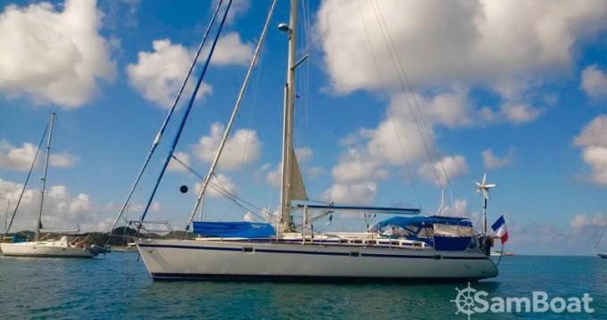 Bootsverleih Bénéteau Oceanis 510 Rodney Bay Samboat