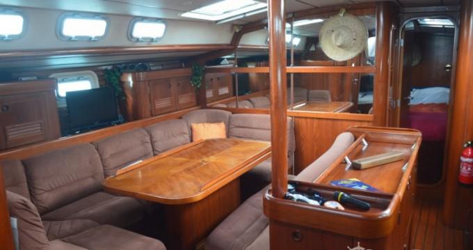 Segelboot mieten in Rodney Bay - Bénéteau Oceanis 510