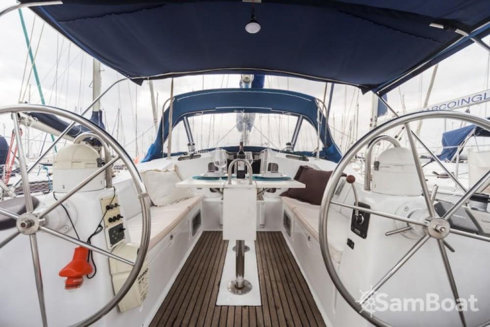 Bootsverleih Valencianische Gemeinschaft günstig Oceanis 510