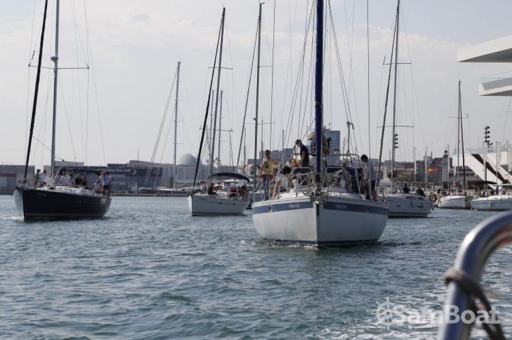Segelboot mieten in Valencianische Gemeinschaft zum besten Preis