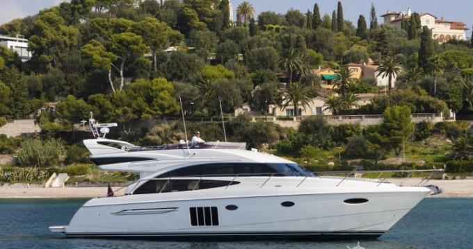 Yachten mit oder ohne Skipper Princess mieten in Cannes