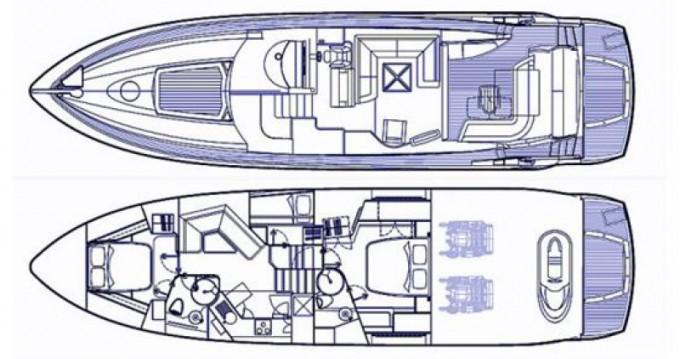 Yachten mit oder ohne Skipper Sunseeker mieten in Cannes