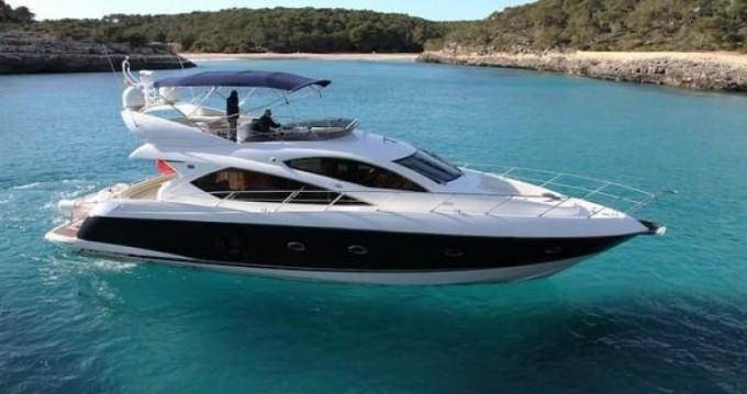 Yachten mieten in Cannes - Sunseeker 19