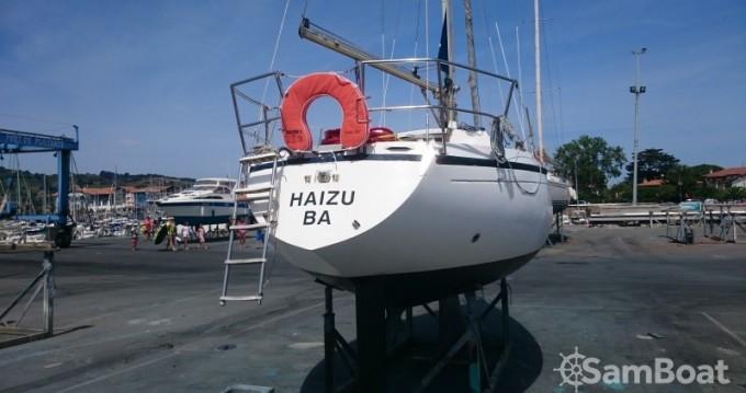 Segelboot mieten in Hendaye - Dufour Safari
