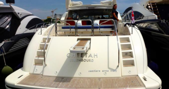 Yacht-Charter in Saint-Tropez - Leopard Leopard 24 auf SamBoat