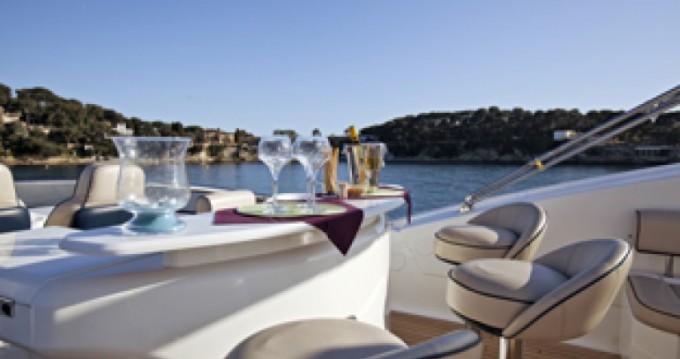 Bootsverleih Sunseeker 28 Saint-Tropez Samboat