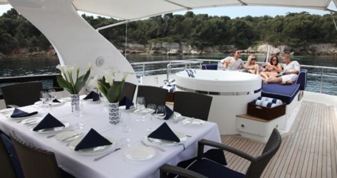Maiora 28 zwischen Privatpersonen und professionellem Anbieter Saint-Tropez