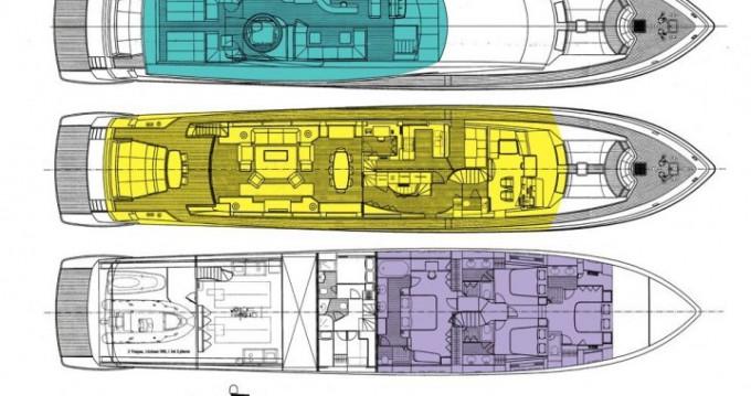 Yachten mieten in Saint-Tropez - Guy Couach 34.10