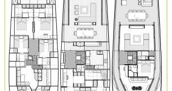 Arcadia 35 zwischen Privatpersonen und professionellem Anbieter Saint-Tropez