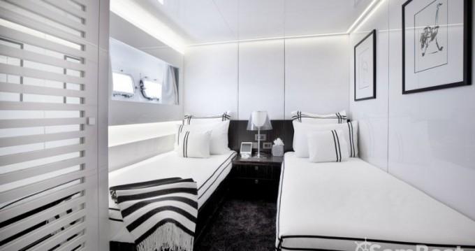 Yachten mit oder ohne Skipper Arcadia mieten in Saint-Tropez