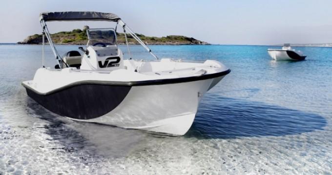 Motorboot mieten in Formentera - V2-Boat 5.0