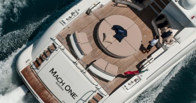 Yachten mit oder ohne Skipper Mangusta mieten in Saint-Tropez