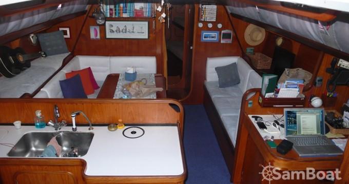 Gibert Marine Gib Sea 442 zwischen Privatpersonen und professionellem Anbieter Lipari (Island)