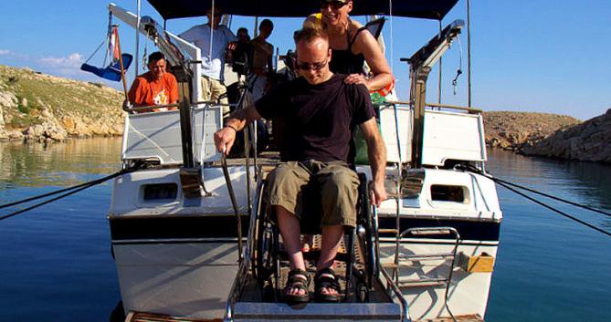 Motorboot mieten in Zadar - Trawler Wheelchair accessible boat