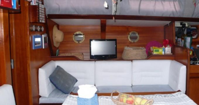 Segelboot mieten in Lipari (Island) - Gibert Marine Gib Sea 442