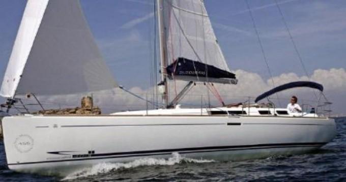 Dufour Dufour 455 Grand Large zwischen Privatpersonen und professionellem Anbieter La Rochelle