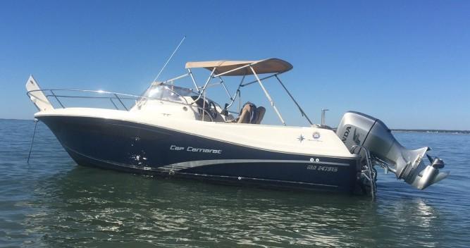 Motorboot mit oder ohne Skipper Jeanneau mieten in Royan