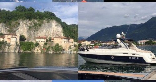 Motorboot mieten in Sesto Calende - Cranchi Endurance 41