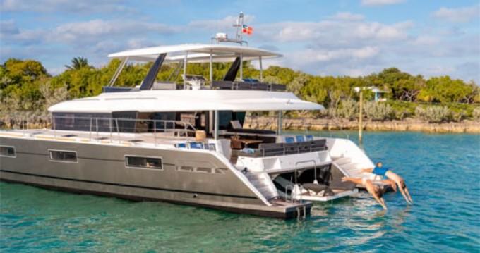 Vermietung Yachten Lagoon mit Führerschein