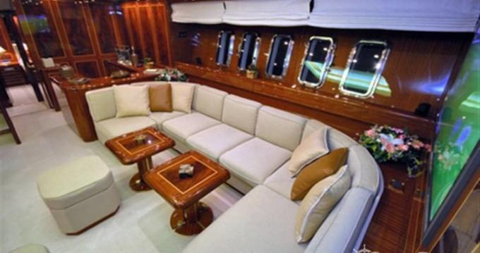 Yachten mit oder ohne Skipper Mangusta mieten in Athen